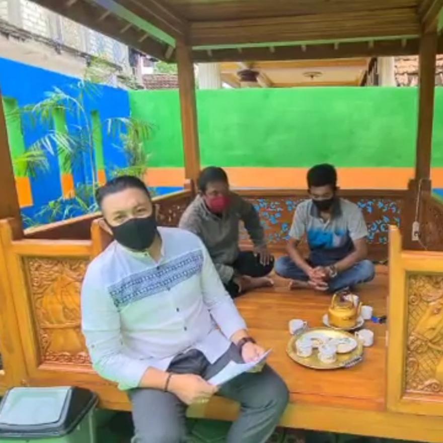 Kang Arief Minta Masyarakat Ikut Awasi Penyaluran BLT Covid-19