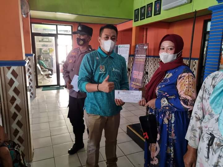 Kurangi Dampak Pandemi, 61 Warga Socorejo Diberi BLT DD