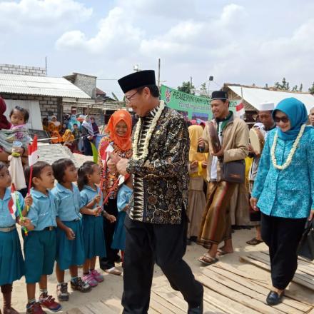 Album : Kunjungan Bupati Tuban di Wisata Kapal Kandas